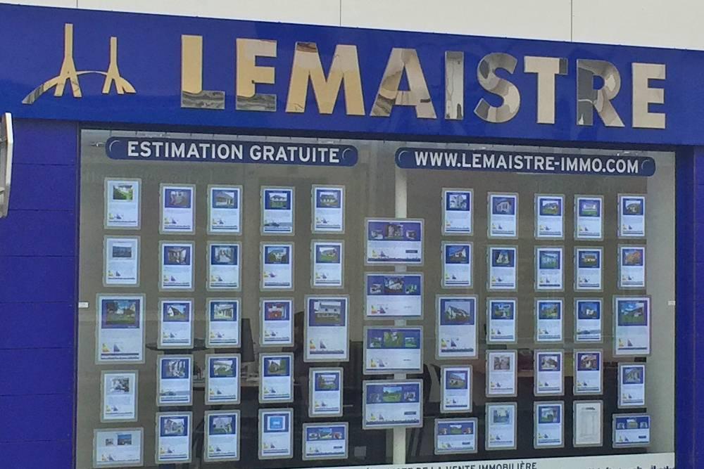 Faites estimez gratuitement votre bien immobilier par l'agence Lemaistre Immobilier Le Havre