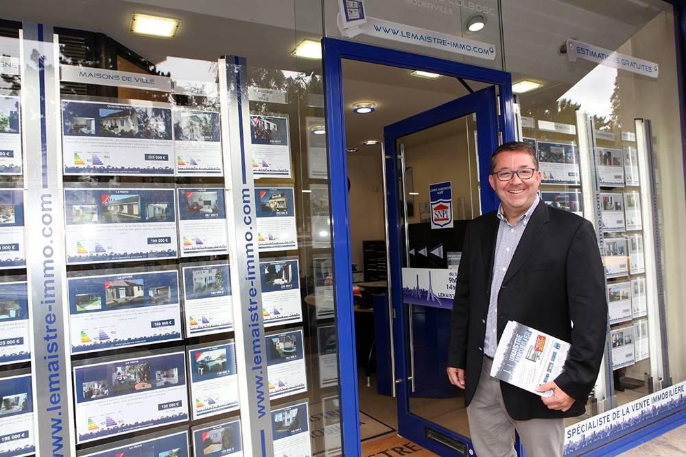 L'agence immobilière Lemaistre recrute sur Le Havre et ses alentours