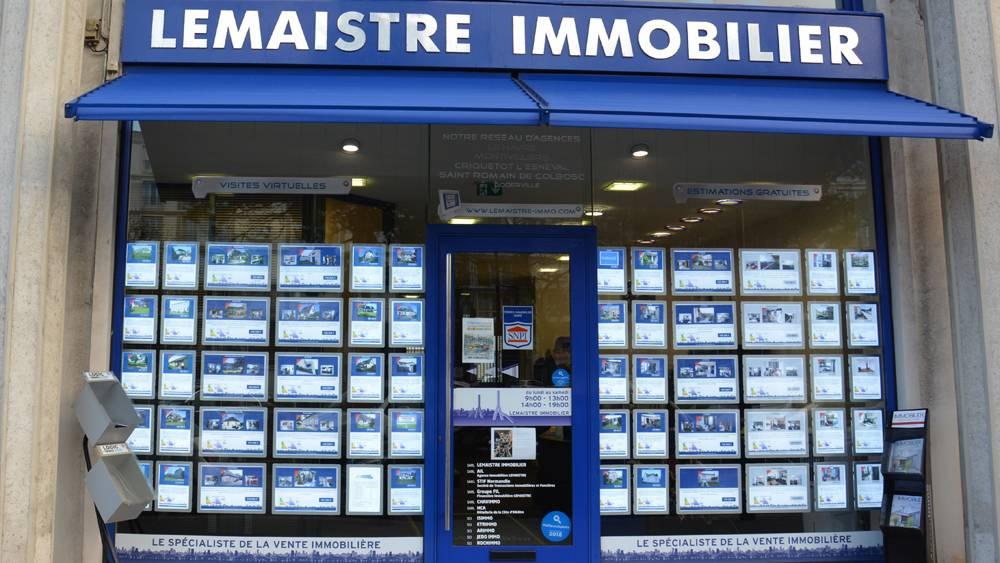 Agence immobilière Lemaistre Immobilier Le Havre