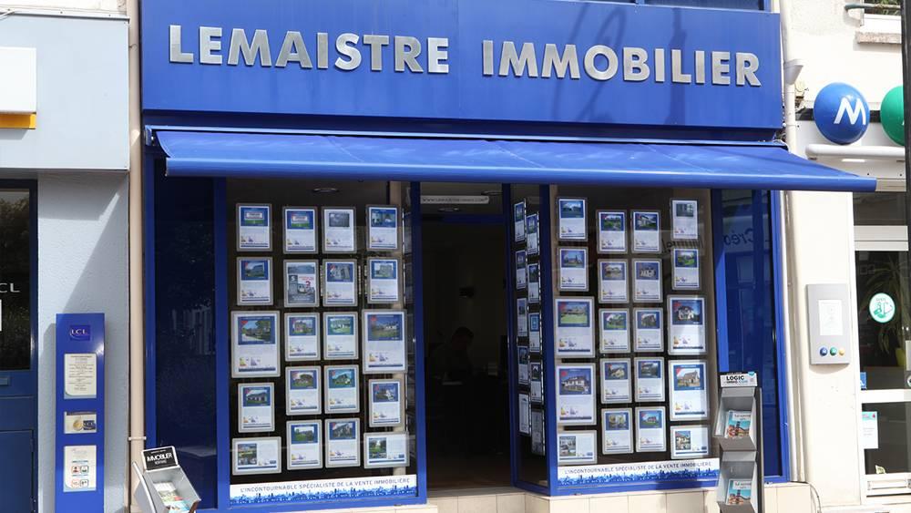 Agence immobilière Lemaistre Immobilier St-Romain de Colbosc
