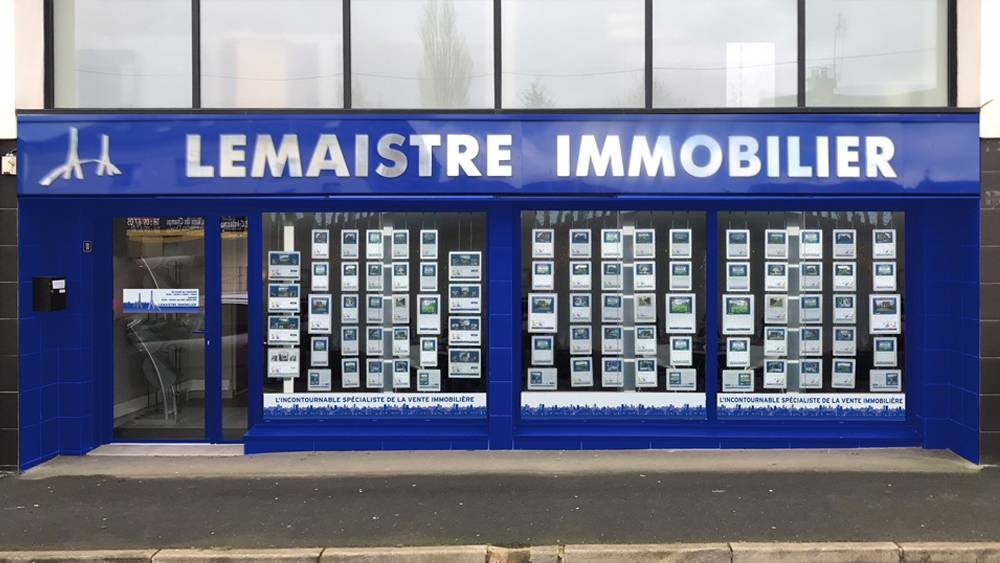 Agence immobilière Lemaistre Immobilier Yvetot